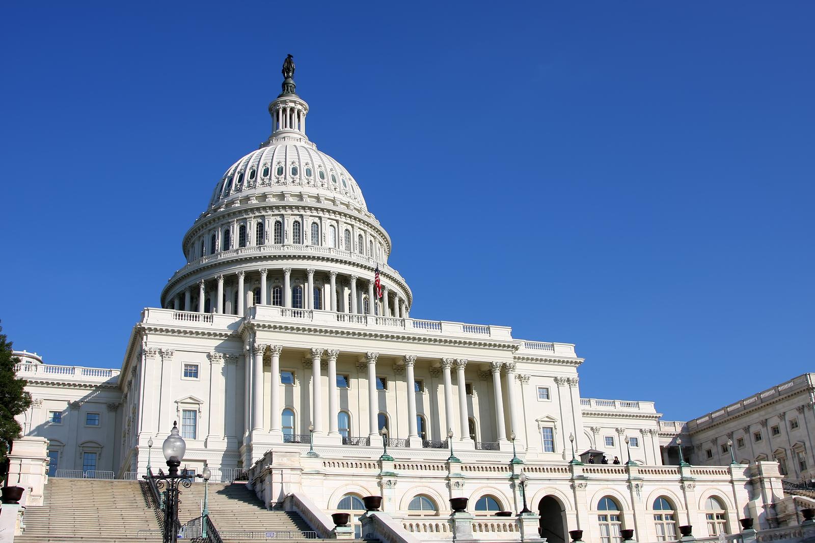 US Capitol, Washington DC, where Obamacare was passed
